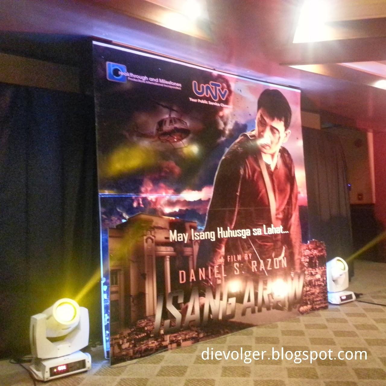 Isang Araw Movie Review Daniel Razon