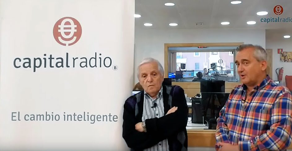 PUMARES Y CERRO JUNTOS A CAPITAL RADIO