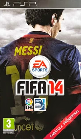 Download Fifa 2014 for PSP Relased Full Version Game