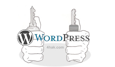 Wordpress Two Step Authentication 4hak