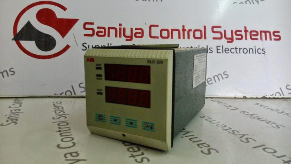 saniya control systems abb slc 220 rh supplierofautomationparts com