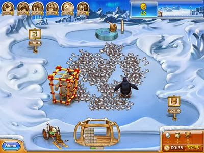 Farm Frenzy 3 Ice Age Full Version Game