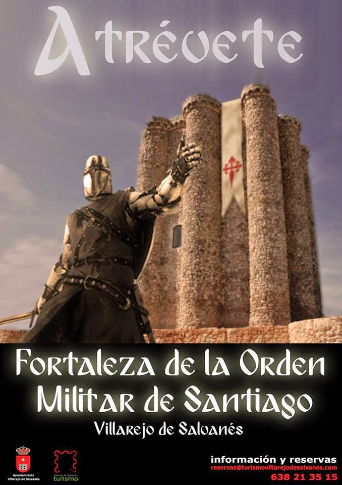 Fortaleza Militar de la Orden de Santiago.