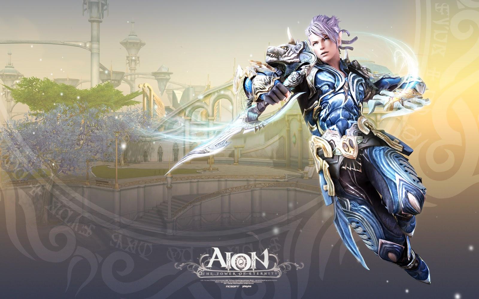 Aion+Online
