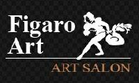 Figaro Art i Riga, Lettland