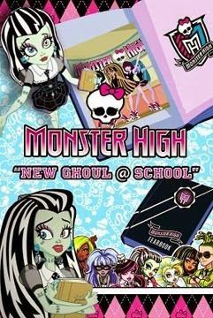 descargar Monster High: Alguien Nuevo en Monster High en Español Latino