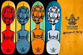 Cool Skate Art