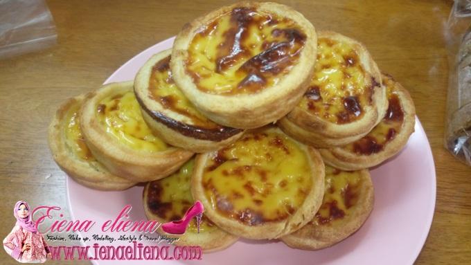 Cake Sense Portuguese Egg Tart