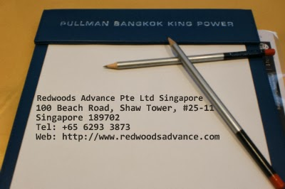 Redwoods Advance Pte Ltd Singapore