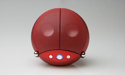 Ladybug iPod photo