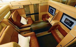 luksuowe loty
