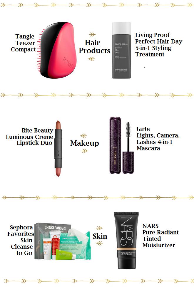 travel makeup sephora