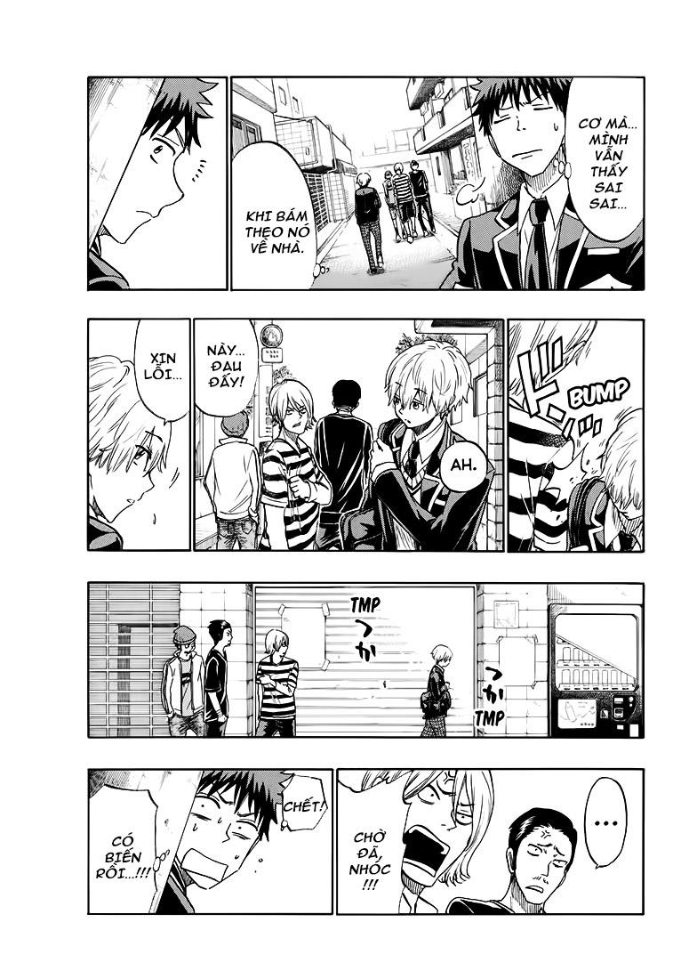 Yamada-kun to 7-nin no majo chap 188 Trang 16 - Mangak.info