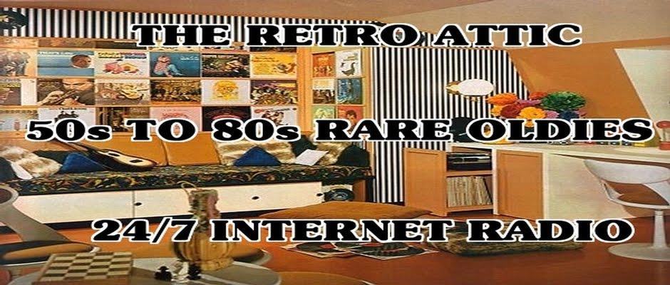 Retro Attic Rare Oldies Radio