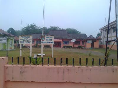 Kantor kecamatan muara kelingi kabupaten musi rawas