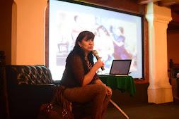 Patricia Aridjis comparte sus experiencias en Mirar Distinto 2016