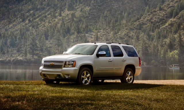 2014 Chevy Tahoe Review