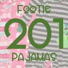Final pajama count
