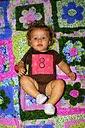 Elle Belle 8 months