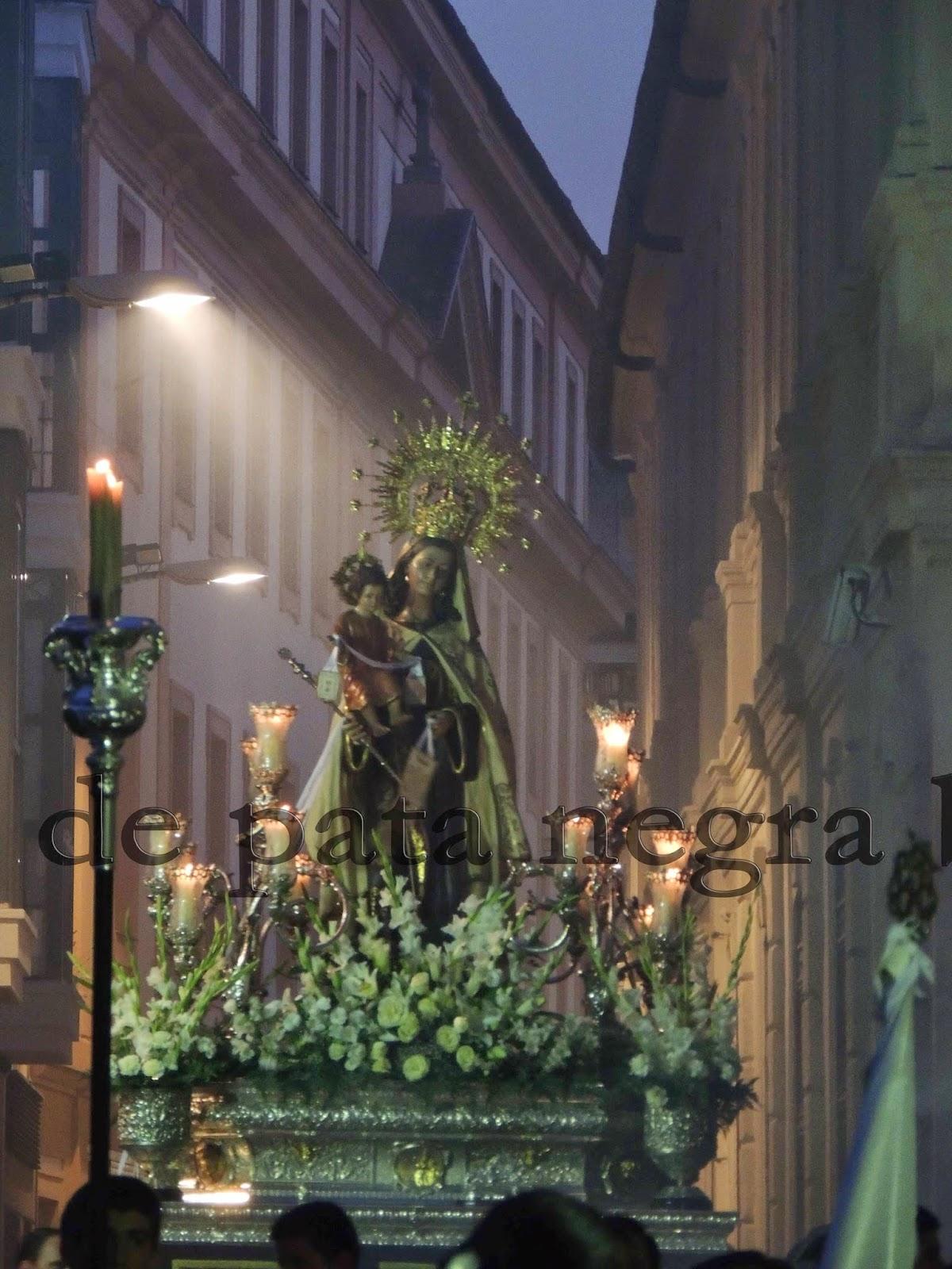 Virgen del Carmen Ciudad Real 2014