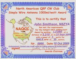 1000 Miles per Watt # 66