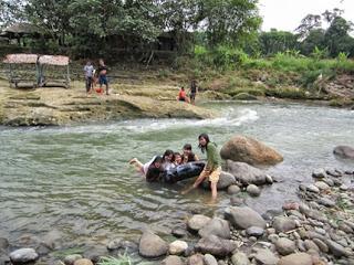 Pemandian Alam Sibiru-Biru Medan