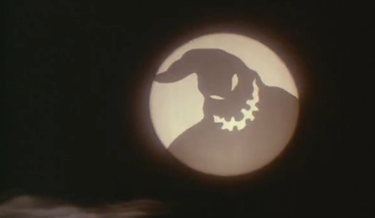 Oogie Boogie Moon Oogie Boogie in The Moon