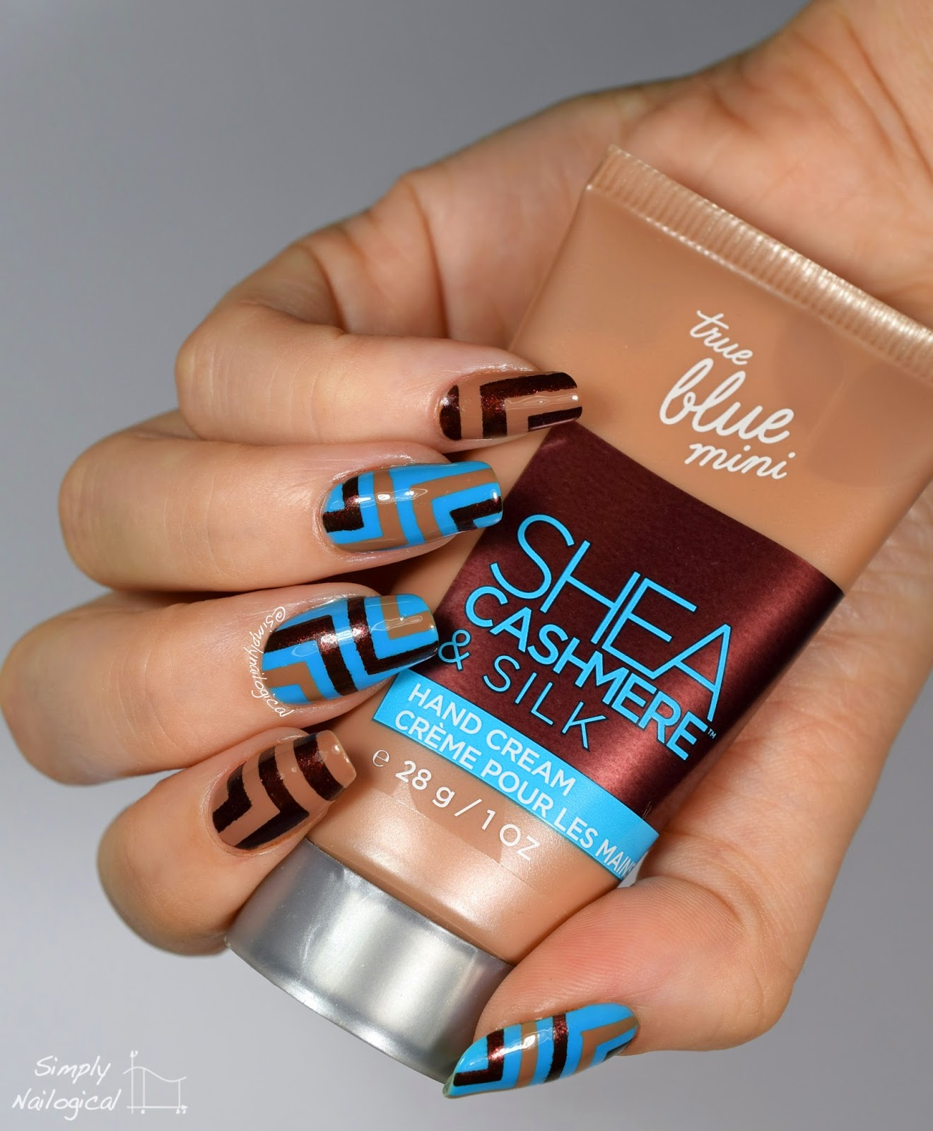 Right angle nails - Bath and Body Works