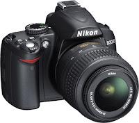 NIKON D3000 Kit VR
