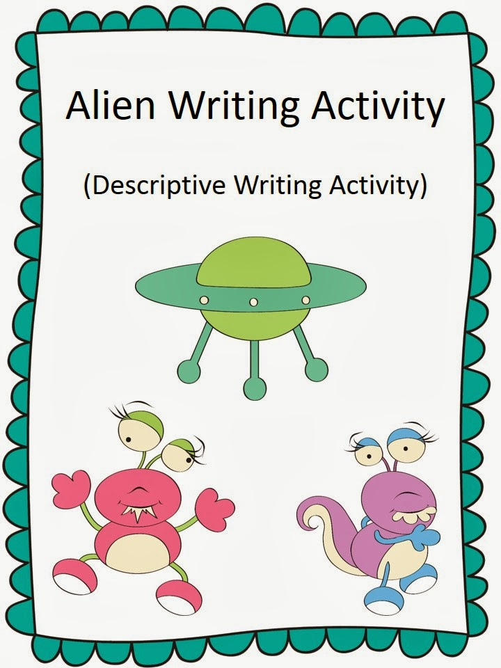 fun creative writing exercises