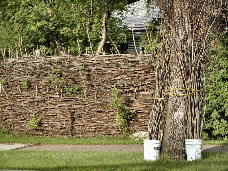 34 Cool And Unique Fences Now That S Nifty