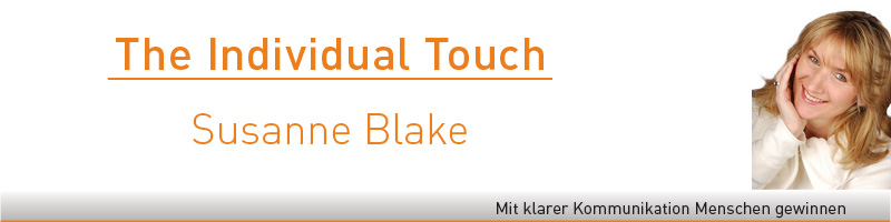 Susanne Blake The Individual Touch  Hamburg Blog