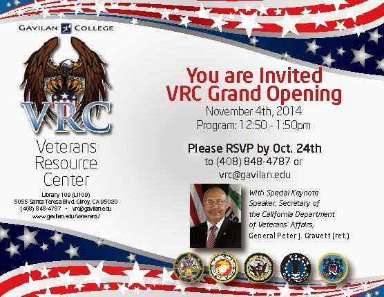 VRC invitation
