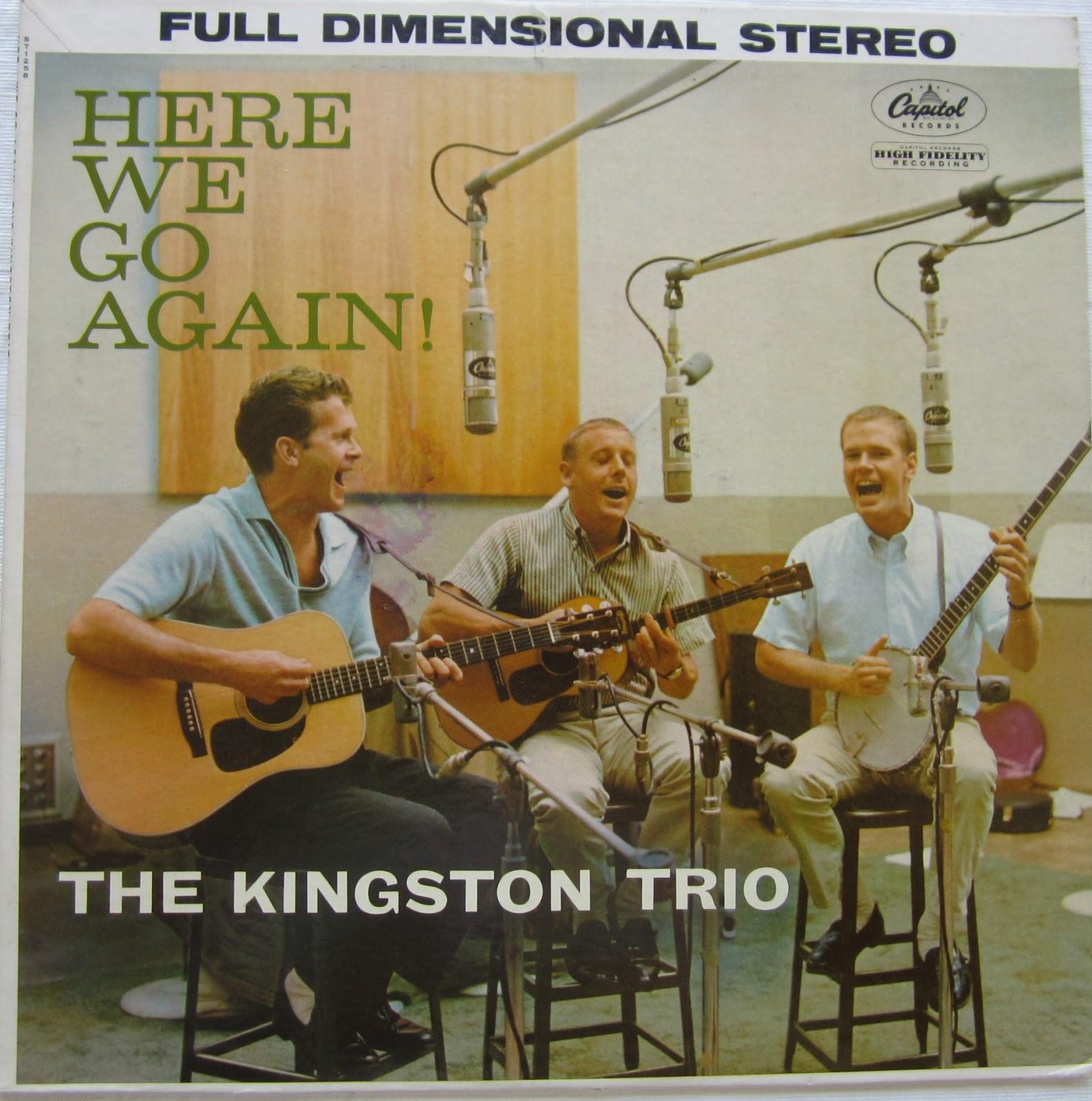 Kingston Trio* Kingston Trio, The - Capitol Collectors Series