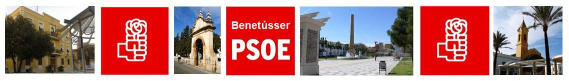 PSPV PSOE Benetússer