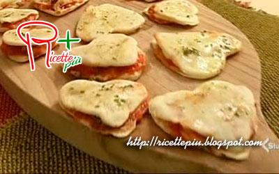 Pizzette dell'Amore di Cotto e Mangiato