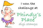 I am a winner at Phindy's Place