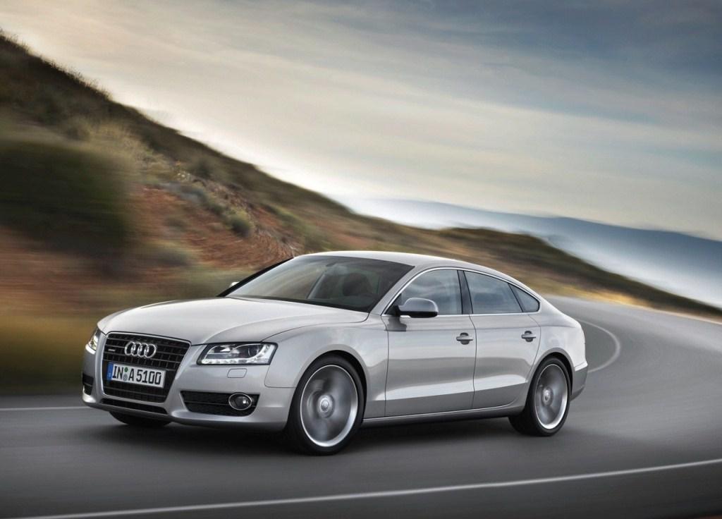 2010 <b>Audi A5</b> Sportback wallpaper - Car wallpapers - #7