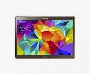 Amazon: Buy Samsung Galaxy Tab S SM-T800 WiFi Rs. 34900, SM-T805 WiFi + 3G + Voice Calling Tablet Rs.38300