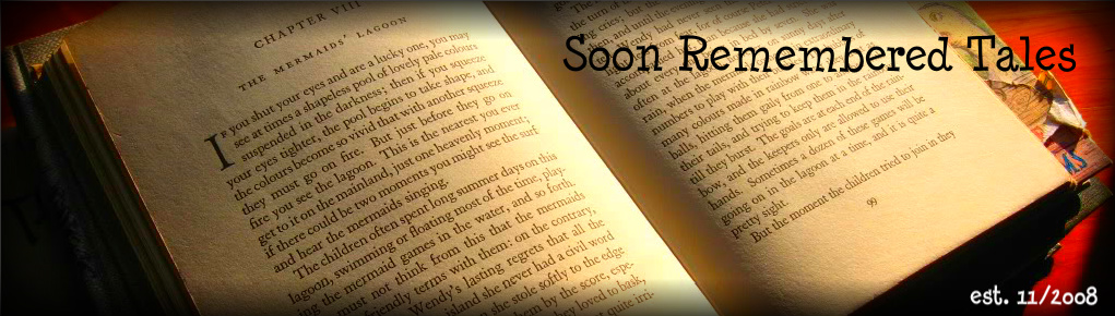 Soon Remembered Tales
