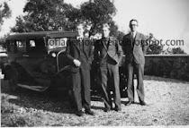 Dos australianos, testigos de los sucesos de Badajoz en 1936