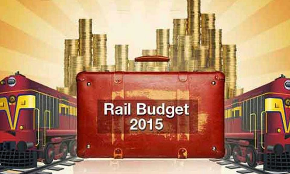 Rail Budget 2015