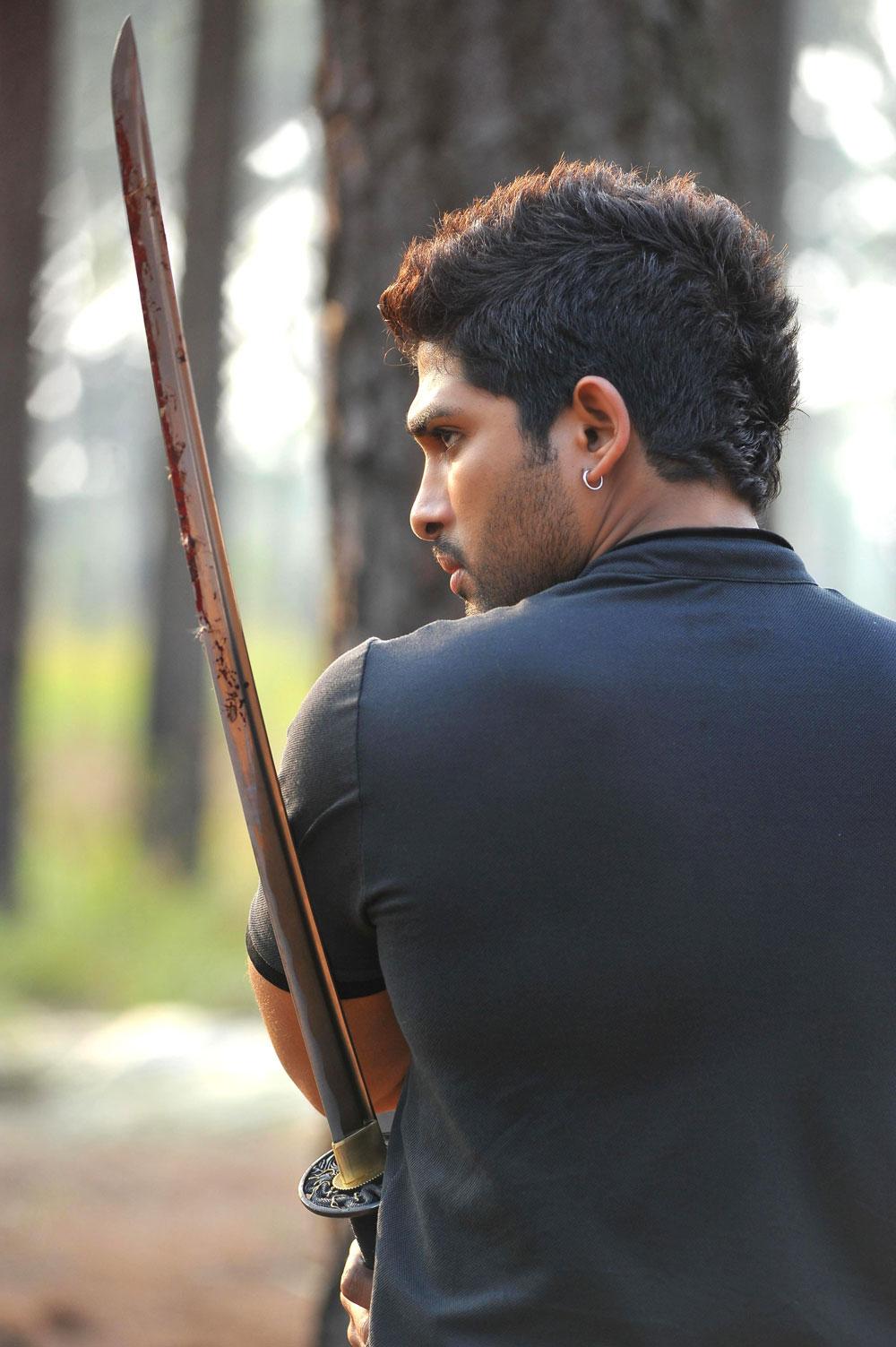 Stylish Star Allu Arjun Rocking Stills From