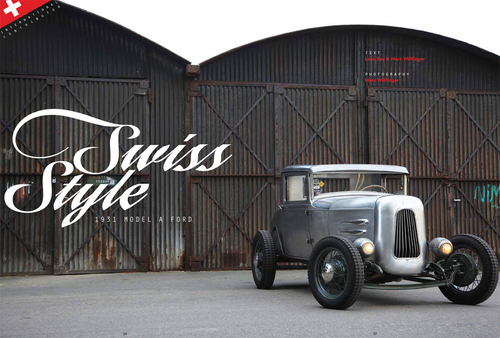 LOWTECH | traditional hot rods and customs : out now: fuel ...