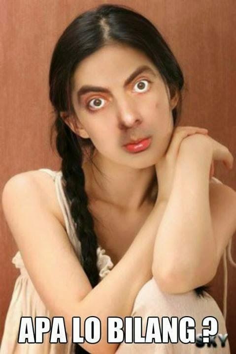 Mr. Bean Lucu Banget