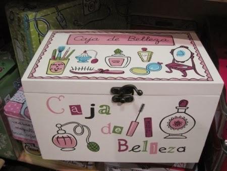 Caja de belleza