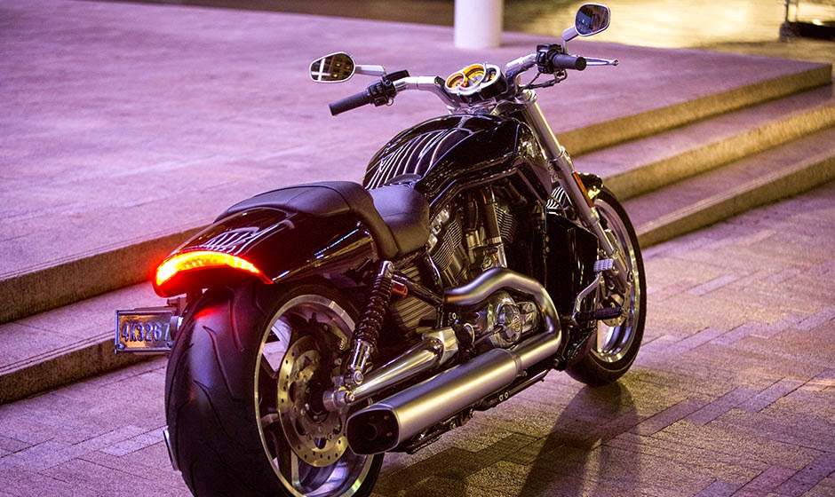 New Harley Davidson V-Rod Muscle 2015 - 2016