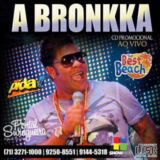 A Bronkka CD AO VIVO 2013