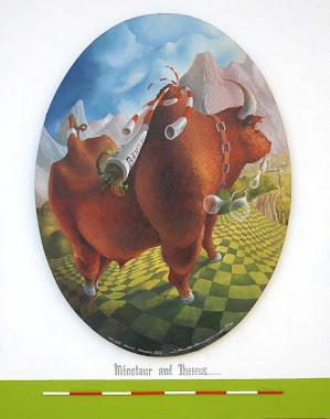 el toro de teseo