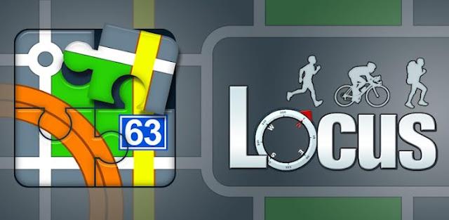 Locus Map Pro v2.17.0 apk